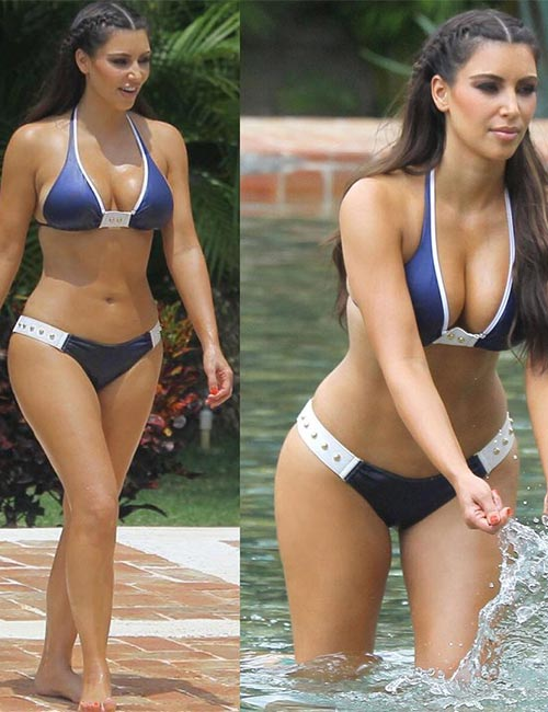 Kim Kardashian Weight Loss Pills