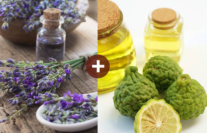 Lavender And Bergamot Essential Oil