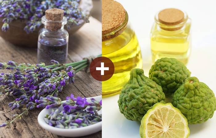 Lavender And Bergamot Essential Oil