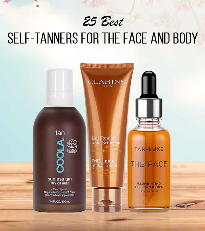 The 25 Best Self-Tanners For The Face And Body – 2020