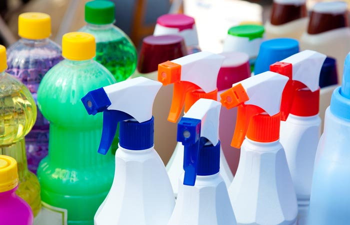 Using Cleaners, Thinking They Are Disinfectants