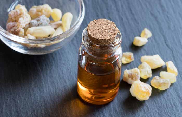 d. Frankincense Oil