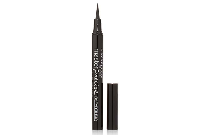 Maybelline Master Precise Eyeliner - Best Drugstore Liquid Eyeliners