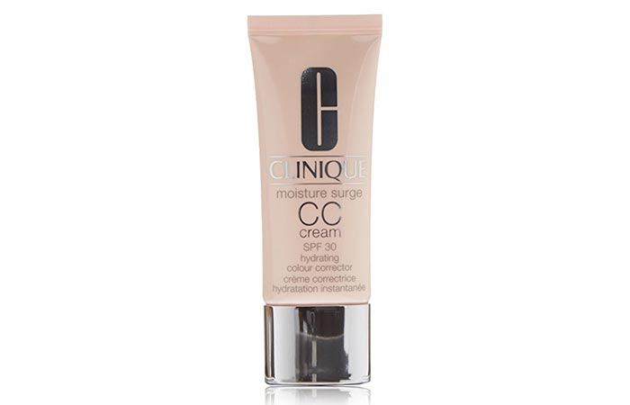 Best CC Creams - Clinique Moisture Surge CC Cream