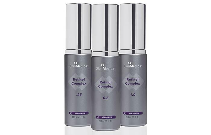 Best Retinol Products - 1. SkinMedica Retinol Complex