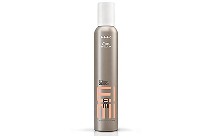 1. Wella Professionals EIMI Volumizing Mousse