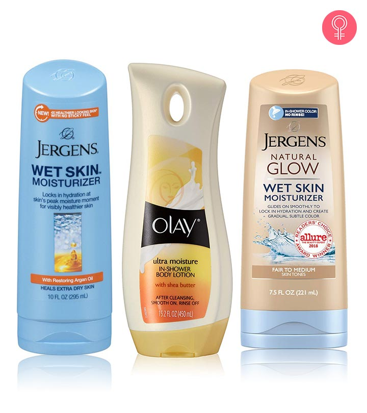 5 Hydrating and Moisturizing In-Shower Body Lotions