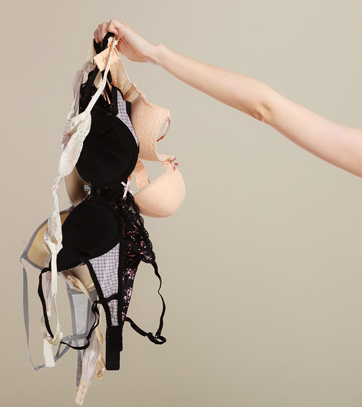 10 Signs That Tell You Are Wearing The Wrong Bra Size