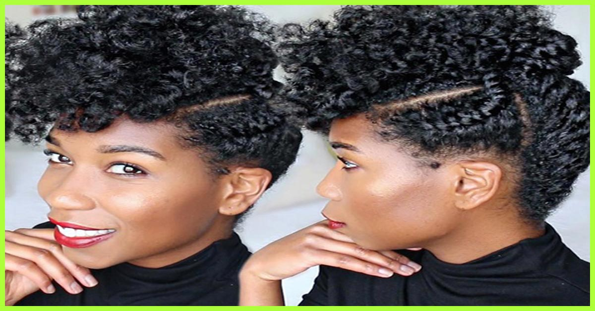 10 Stunning Hairstyles For Natural Hair
