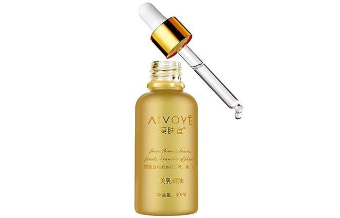 Best Breast Tightening Creams - AIVOYE Breast Enlargement Firming Cream Massage Essential Oil