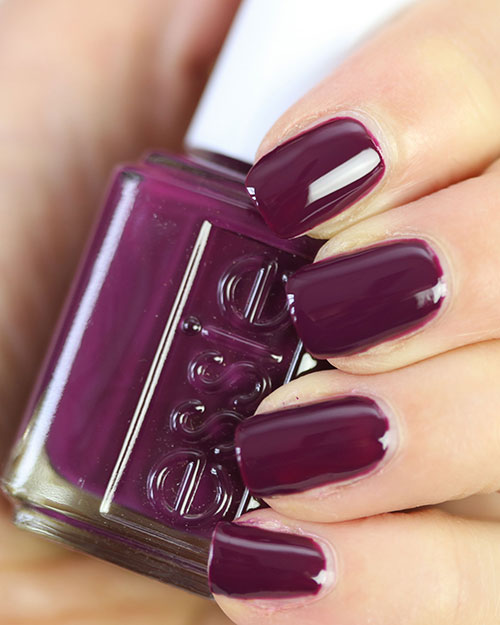 10. Essie Nail Polish In Designated DJ - Best Drugstore Nail Polish