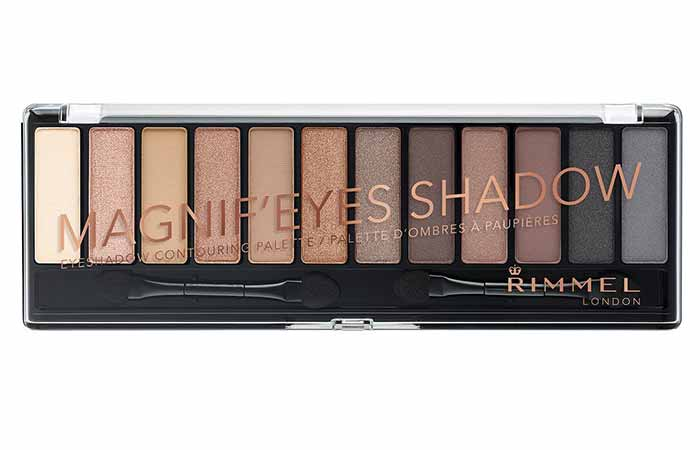 Rimmel Maginf'eyes Eye Palette in Keep Calm and Wear Nude