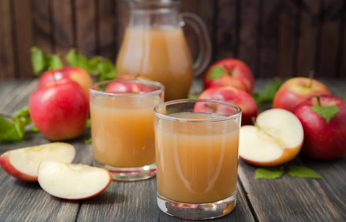 11. Apple Juice