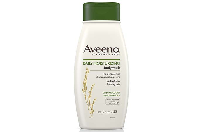 11. Aveeno Daily Moisturizing Body Wash