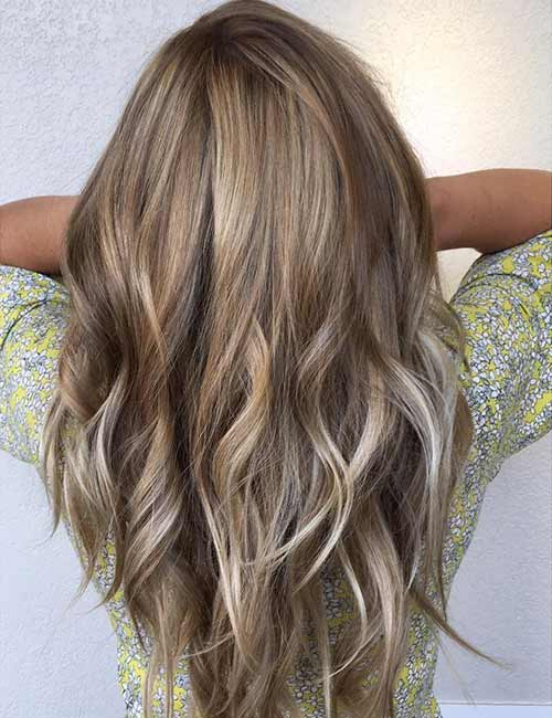 Dirty blonde hair color pictures #9