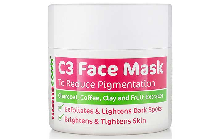 Best Charcoal Face Masks - Mamaearth Charcoal Face Mask