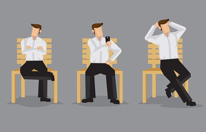 11. Mimicking A Person's Body Language