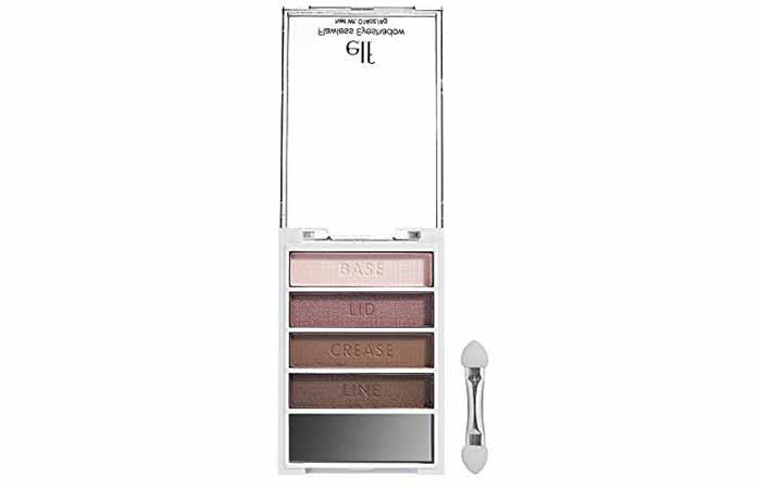 e.l.f Flawless Eyeshadow, Blushing Beauty