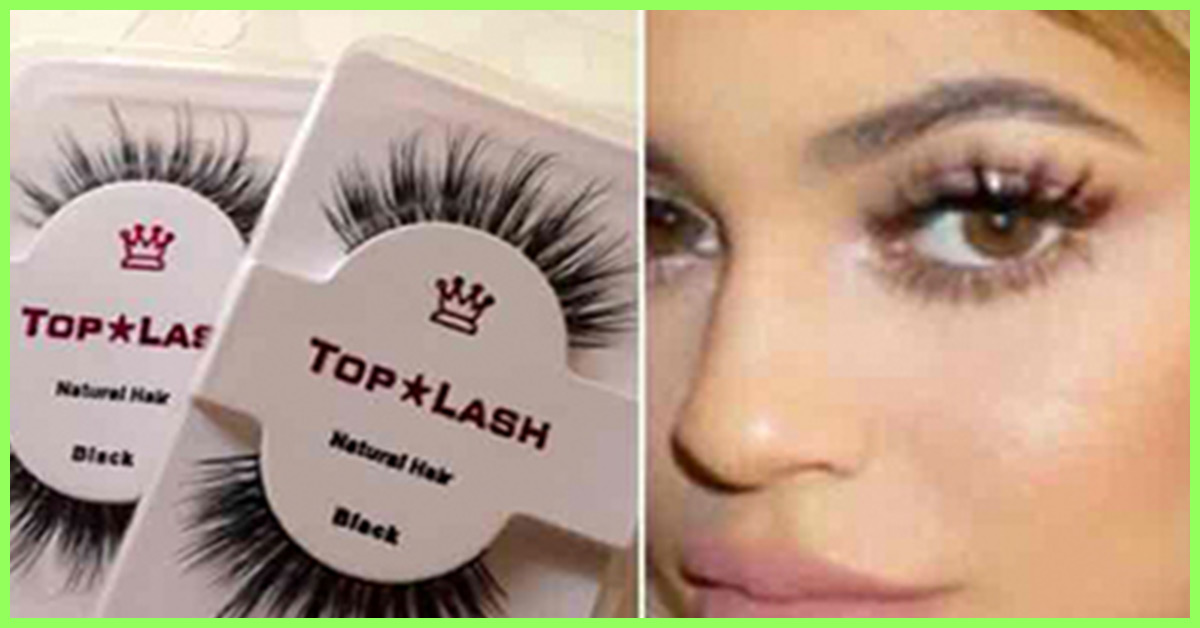 12 Best False Fake Eyelashes Worn By Many Famous Celebs
