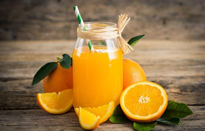 12. Orange Juice