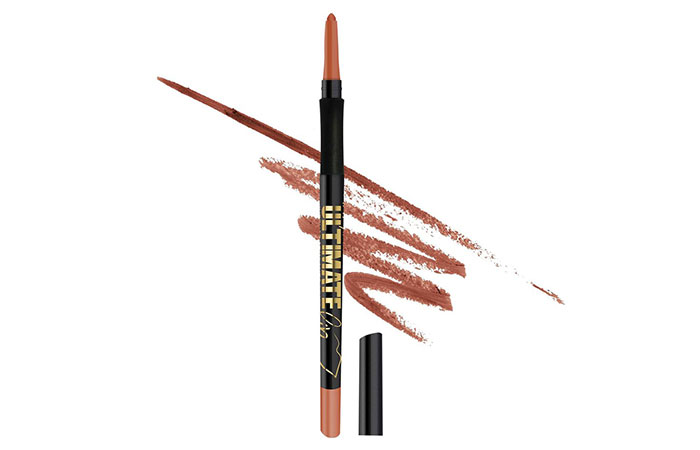 13. L.A Girl Ultimate Intense Stay Auto Lip Liner - Best Drugstore Lip Liner