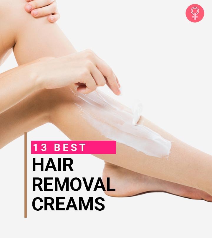 13 Best Hair Removal Creams Of 2020