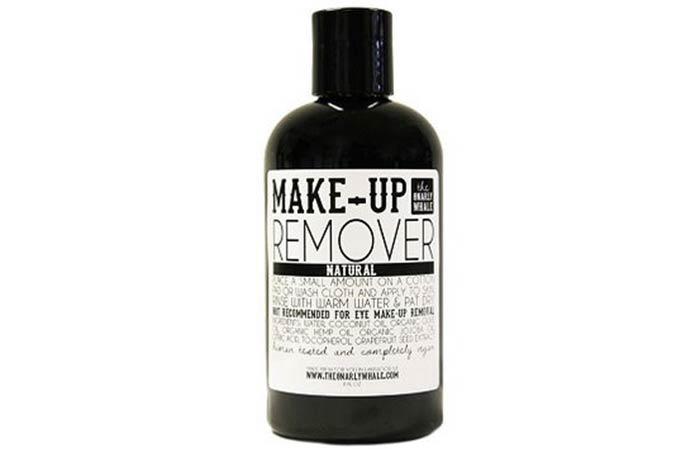 13. The Gnarly Whale Makeup Remover