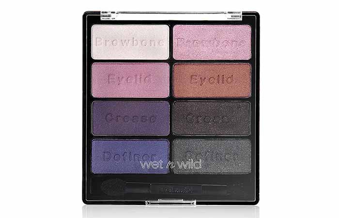 Wet N' Wild Color Icon Eyeshadow Collection in Petal Pusher
