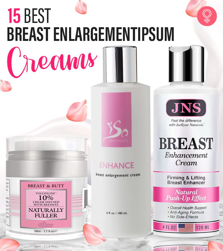 15 Best Breast Enlargement Creams of 2021 That Really Works