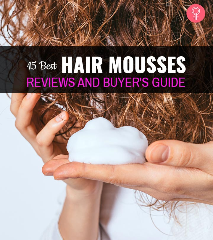 15 Best Hair Mousses Of 2020 – Reviews And Buyer's Guide