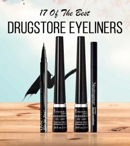 15 Of The Best Drugstore Eyeliners