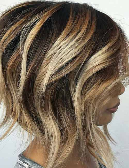 25 Gorgeous Highlight Ideas For Dark Hair