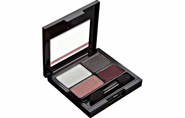 Revlon ColorStay 16 Hour Eyeshadow Quad in Precocious