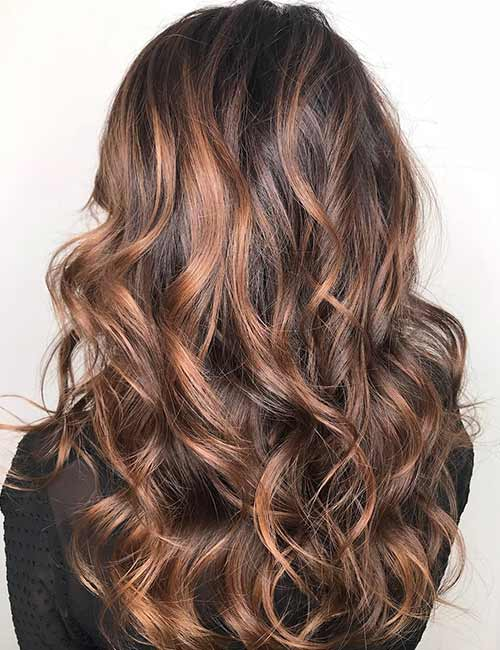 16. Spicy Chocolate Brown