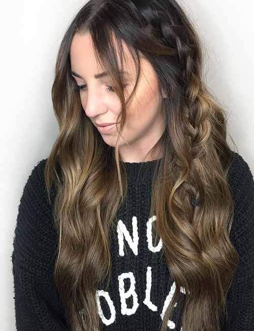20 Amazing Dark Ombre Hair Color Ideas