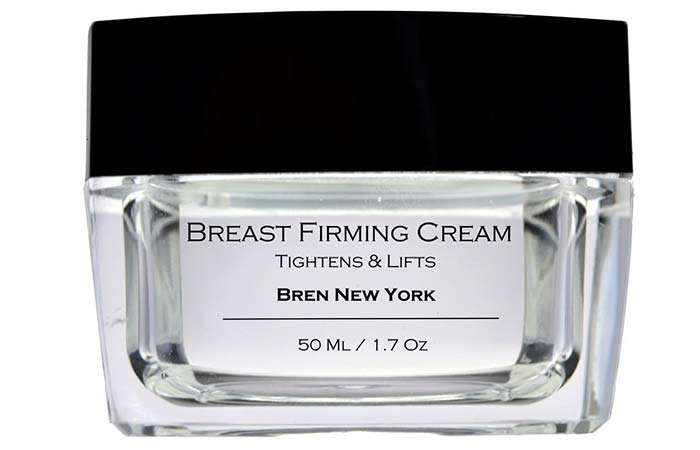 2. Breast Firming Cream By Bren New York