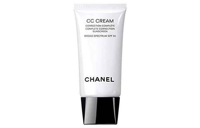 2. Chanel CC Cream