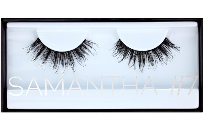 Huda Beauty Classic Lash – Samantha #7