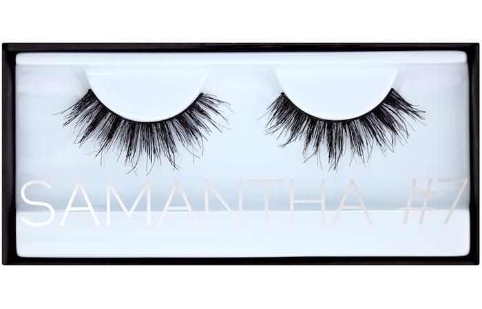 2. Huda Beauty Classic Lash – Samantha #7