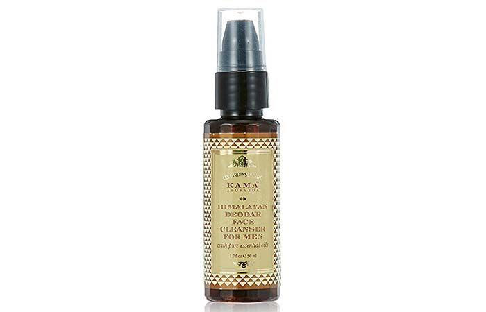 Best Organic Body Washes - Kama Ayurveda Himalayan Deodar Body Cleanser