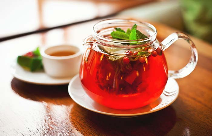 Rooibos Tea For Weight Loss - Rooibos Tea And Mint