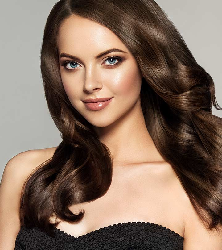 20 Beautiful Brunette Hair Color Ideas