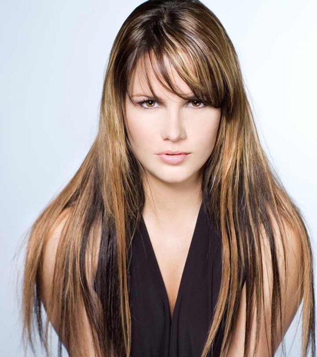 25 Gorgeous Highlight Ideas For Dark Hair