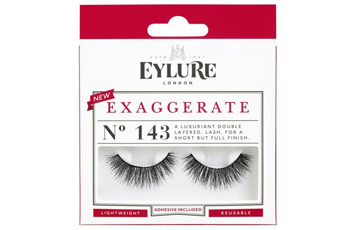 Eylure Exaggerate No. 143 Lashes