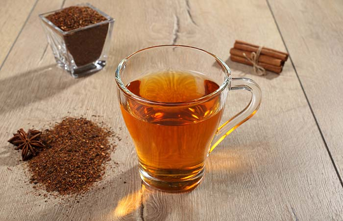 3. Rooibos Tea And Cinnamon