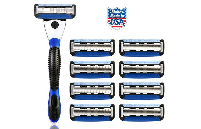3. Spruce Shave Club 5X