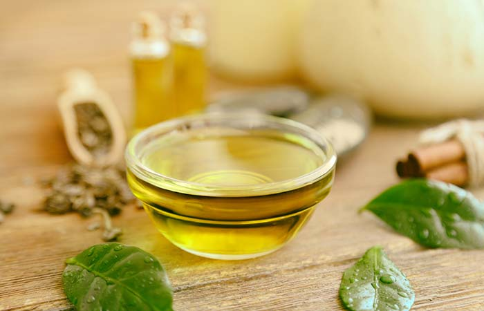 3. Tea Tree Oil And Hydrogen Peroxide For Acne