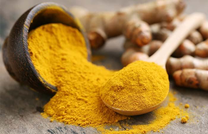 3. Turmeric Powder