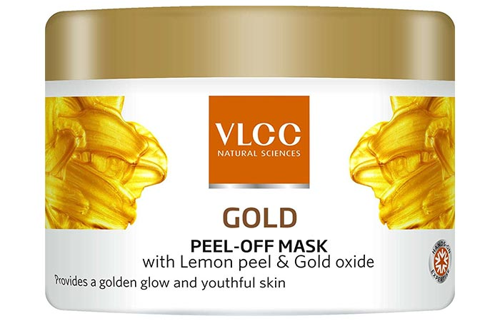 Best Peel Off Masks - VLCC Eco-Gold Peel Off Mask