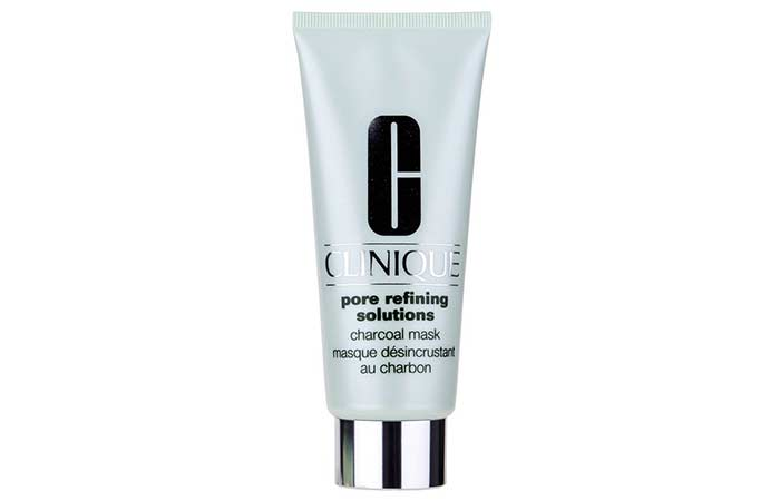 Best Charcoal Face Masks - Clinique Pore Refining Solutions Charcoal Mask